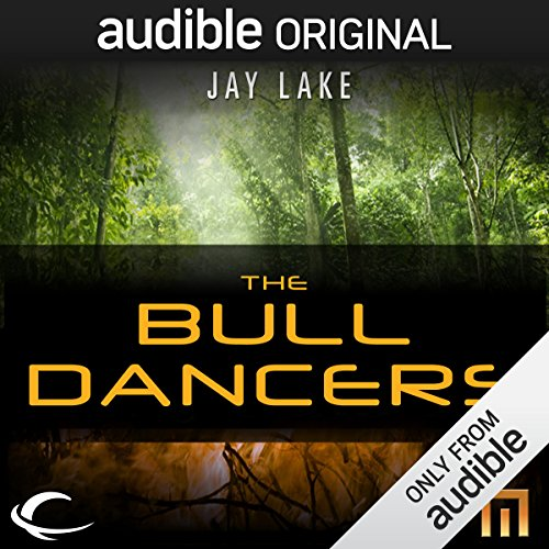 The Bull Dancers audiobook cover art
