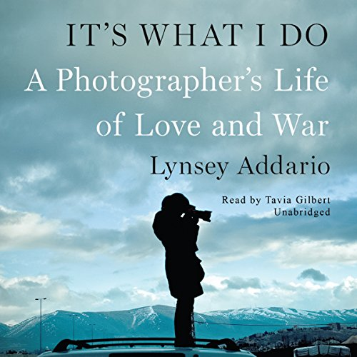 It's What I Do audiobook cover art