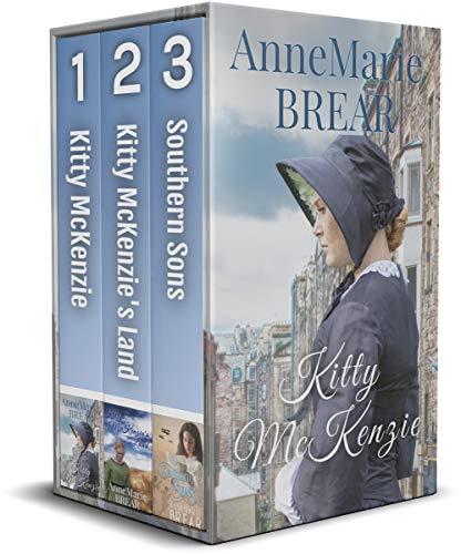 Kitty McKenzie Series - Three Historical Sagas Box Set (English Edition)