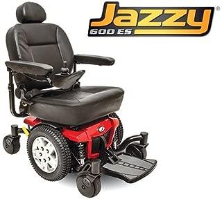 Pride Mobility JAZZY600ES Jazzy 600 ES Electric Wheelchair