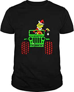 grinch jeep shirt