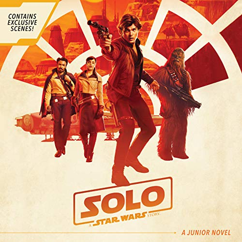 Solo: A Star Wars Story Junior Novel audiobook cover art