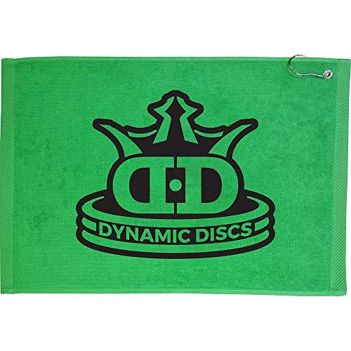 Dynamic Discs Stacked Logo Disc Golf Towel
