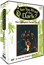 Are You Afraid of the Dark? Complete Series 3 & 4  Are You Afraid of the Dark? - Complete Series Three and Four  NON-USA FORMAT, PAL, Reg.2 United Kingdom