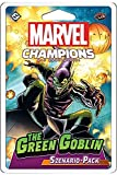 Asmodee Marvel Champions: The Green Goblin - Juego de Cartas (edición en alemán)