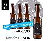Minchia Rossa 33cl ( Kit da 3 bottiglie )