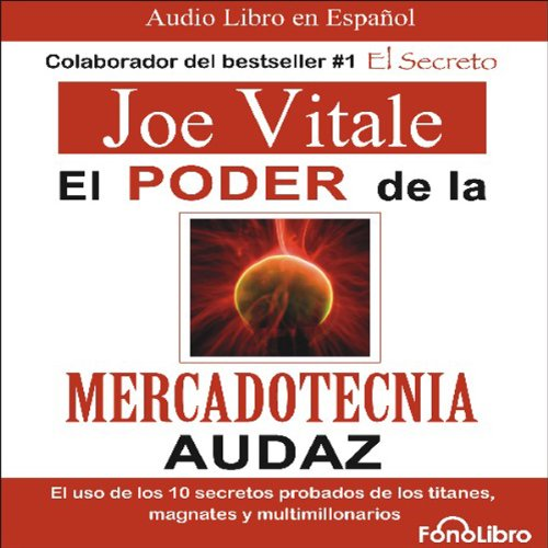 El poder de la mercadotecnia audaz [The Power of Audacious Market Research] cover art