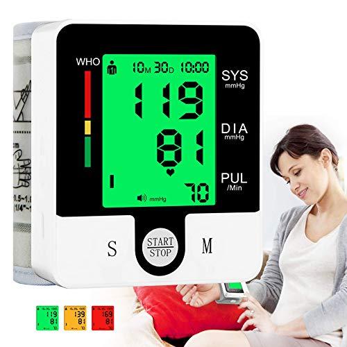 VERYCOZY Blood Pressure Monitor Wrist Blood Pressure Cuffs for Home Use,Wrist Bp Monitor Wrist Bp Cuff Automatic Digital Blood Pressure Machine