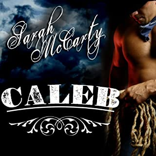 Caleb audiobook cover art
