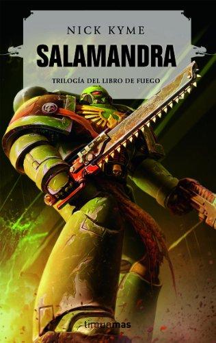 Salamandra: Trilogía del Libro de Fuego I (NO Warhammer 40000)