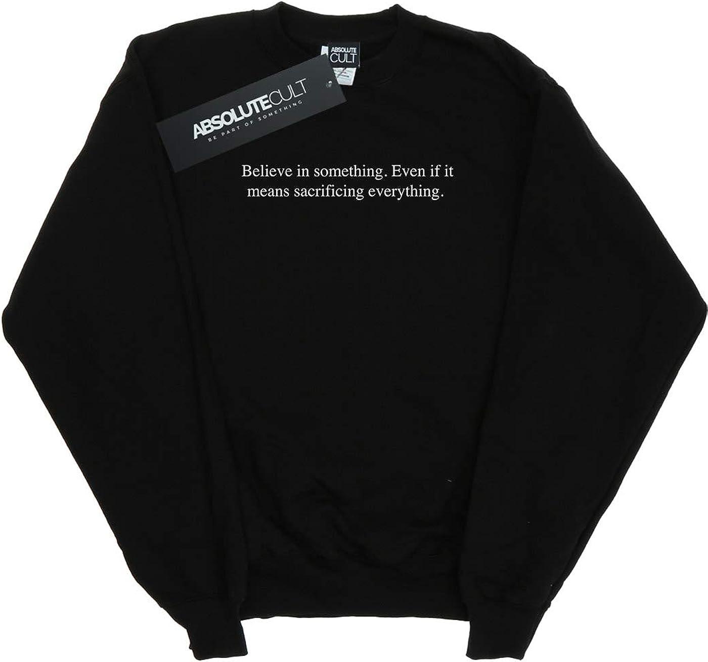 ABSOLUTECULT Drewbacca Girls Sacrifice Everything Sweatshirt
