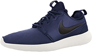 Nike Mens Roshe Two Low Top Lace Up Trail Running Shoes, Grey, Size 12.0