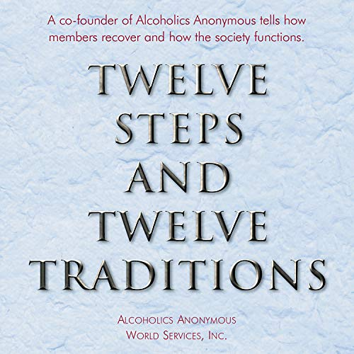 Twelve Steps and Twelve Traditions cover art
