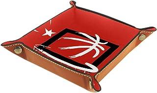 Desheze Panier de Basket Boîte de Rangement Pliable Stockage Boîte Maquillage Bijoux Jouets Papeterie Organisateur Petite ...