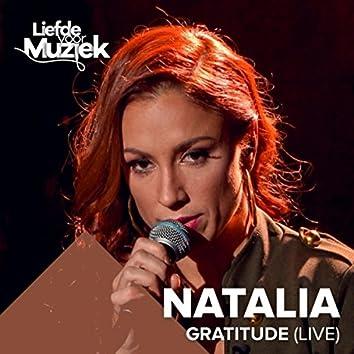 Gratitude (Uit Liefde Voor Muziek)