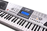 Zoom IMG-1 rockjam 61 tastiera kit pianoforte