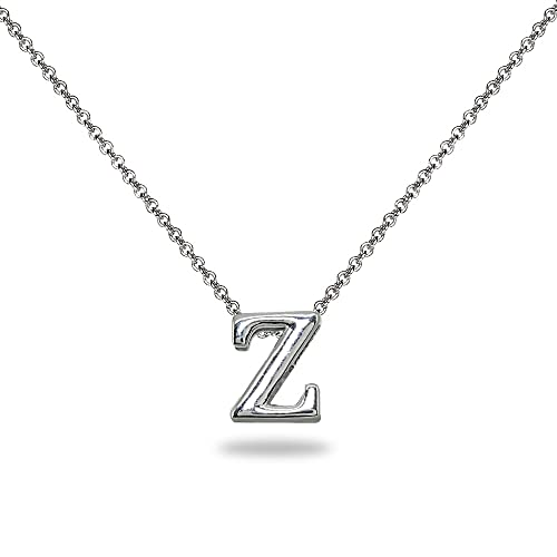 c7bd7311430c7 Sterling Letter Z: Amazon.com