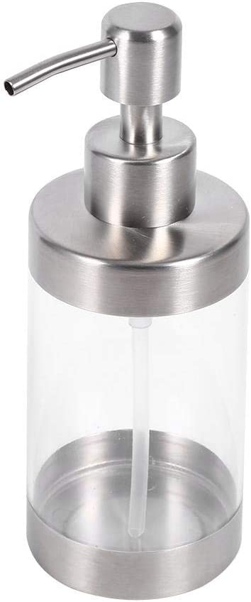 Weiyirot San Antonio Purchase Mall 350ml Reusable Soap Clear Bottles Pump Container