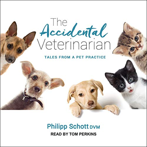 The Accidental Veterinarian cover art