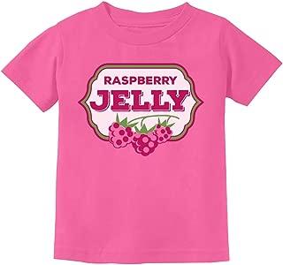 Jelly Jam Halloween Costume Best Friends Toddler Kids T-Shirt