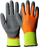 StrongAnt® - SUPERFLEX THERMO +, guanti da lavoro di alta qualità, invernali, per il mon...