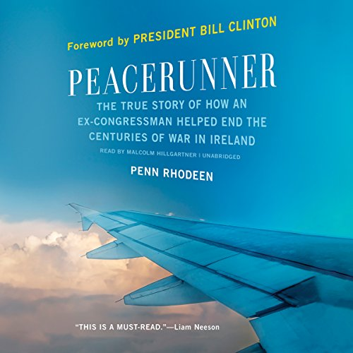 Peacerunner cover art