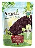 Organic Acai Berry Powder, 4 Ounces - Non-GMO, Kosher, Raw, Vegan, Freeze-Dried, Unsweetened, Unsulfured, Bulk