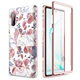 SURITCH for Samsung Note 10 Plus Case Silicone with