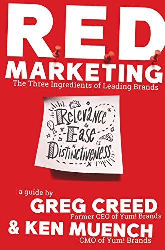 Compare Textbook Prices for R.E.D. Marketing: The Three Ingredients of Leading Brands  ISBN 9781400223299 by Creed, Greg,Muench, Ken