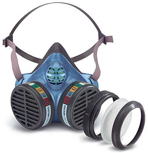 Moldex Halbmaske FFABEK1P3 R D Größe M/L, organische Gase, anorganische Gase, Saure Gase, Ammoniak und Partikel