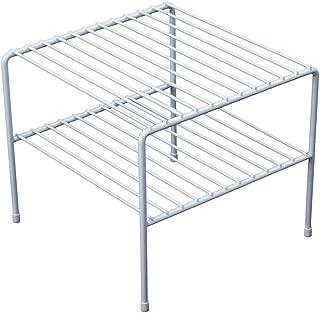 Organized Living Double Shelf - White