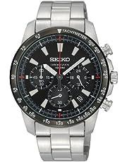 cfeff3c294a7 [セイコー]SEIKO 腕時計 クロノグラフ 逆輸入 海外モデル SSB031PC メンズ 【逆輸入