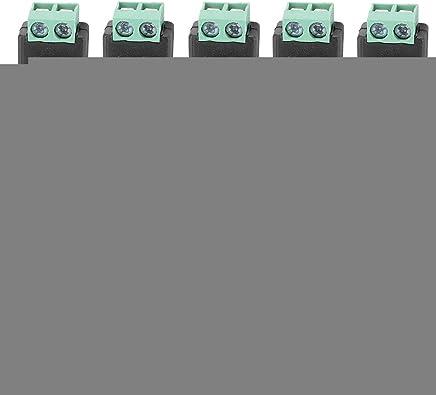 8 MM ruiruiNIE 20 Pz Occhi di Bambola di Vetro Animale Artigianato Fai da Te Bulbi Oculari per Dinosauro Occhio Accessori Monili Che Fanno Handmade