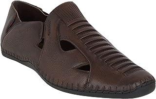 Buckaroo Men's Bernard Leather Sneaker