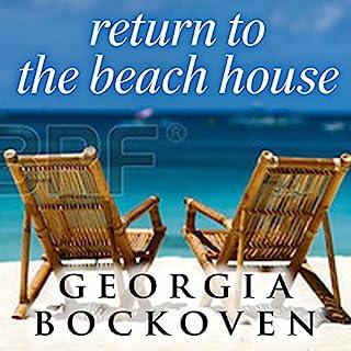 Return to the Beach House audiobook cover art