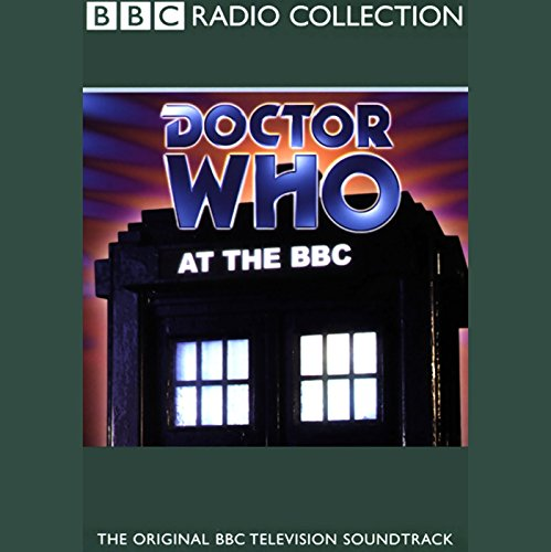 Doctor Who at The BBC: Volume 1 cover art