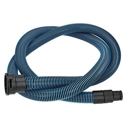 ✧WESSPER® Staubsaugerschlauch für Hitachi RNT 1225 (ø32mm-38mm, 320cm, blau)