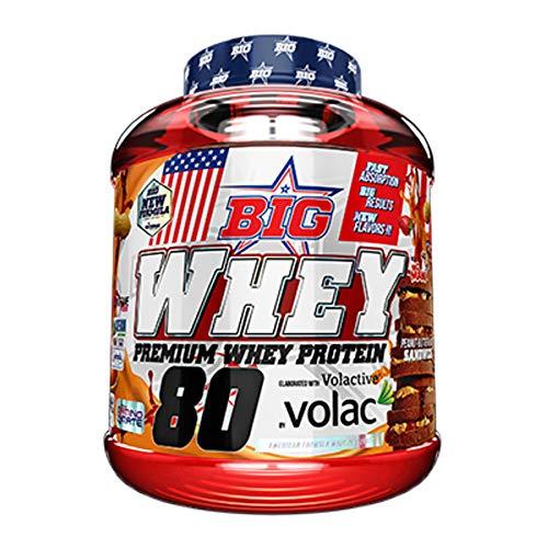 Big Big Whey Concentrado Proteina Peanut Butter & Jam Sandwich 2Kg 600 g
