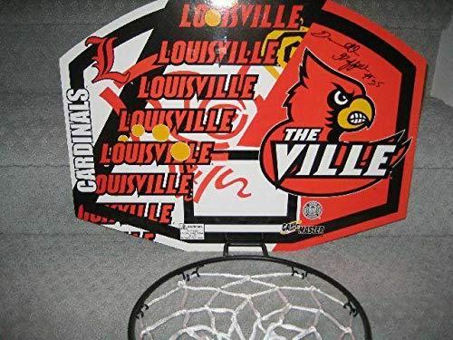 Michael Bush (Louisville Cardinals) Signed Autographed 8x10 Photo (PSA/DNA COA)