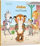 Mes p'tits albums - Jules va a l'école (petit format)