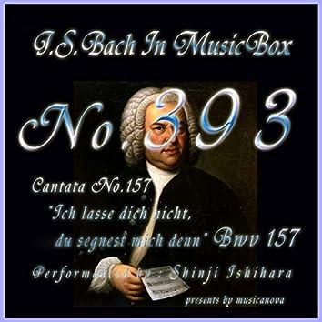 J.S.Bach:Ich lasse dich nicht, du segnest mich denn, BWV 157 (Musical Box)