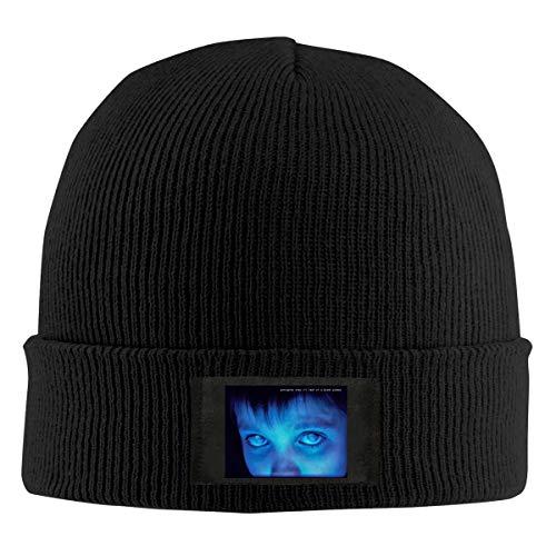 Damen Herren Porcupine Tree Fear of A Blank Planet Black Skull Knit Hats Baseball Hat Cap Beanie Kappe Mütze Für Jungen Mädchen