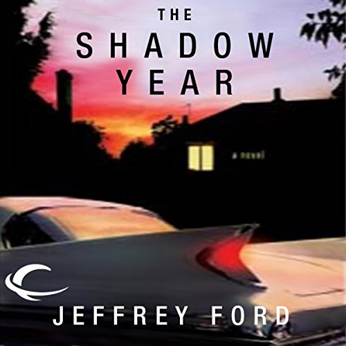 The Shadow Year audiobook cover art