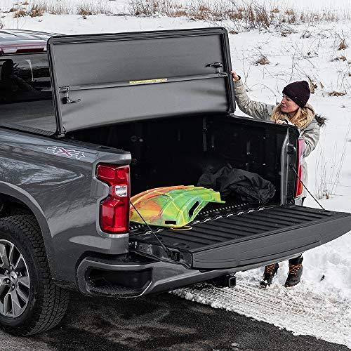 Gator Tri Fold Tonneau Truck Bed Cover 2 Buy Online In Bahamas At Desertcart