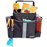 High Road Dog Travel Bag with Waste Bag Dispenser