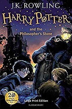 [FHarry Potter and the Philosopher's Stone, Large Print edition] [By: Rowling, J. K.] [January, 2001]