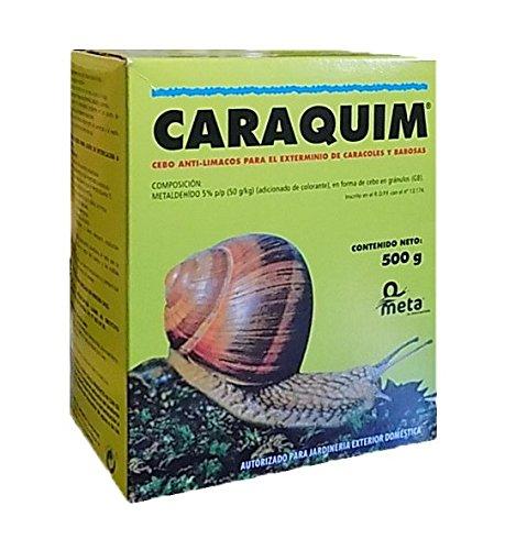 Cebo en gránulos CARAQUIM 500