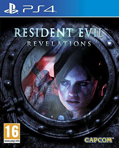 Resident Evil Revelations HD (Playstation 4) [ ]