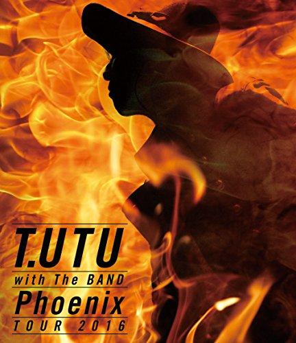 [画像:T.UTU with The BAND Phoenix Tour 2016 [Blu-ray]]