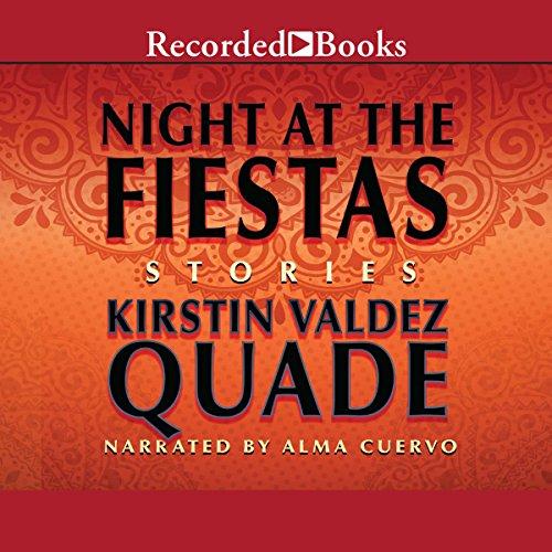 Night at the Fiestas audiobook cover art